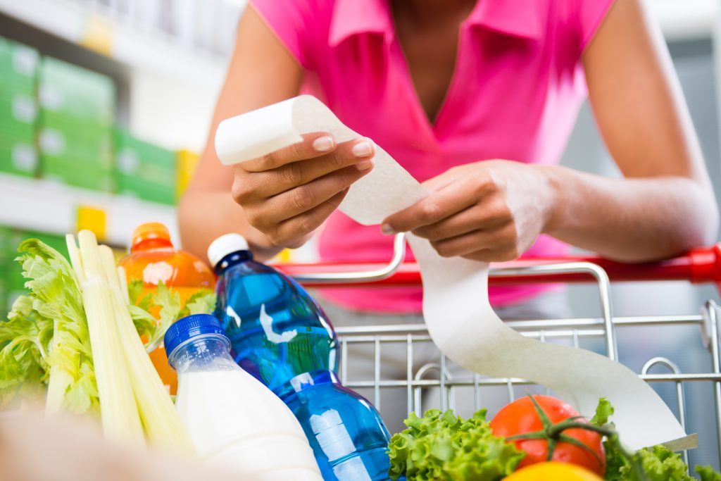Plan Your Meals On A Budget and Grocery Shop Online